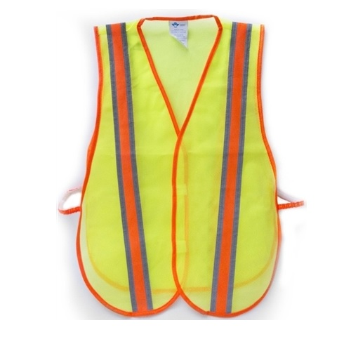 MSH55CC Safety Vest with Reflective Stripes from Sunset Survival, emergency kits, CERT, school survival kits