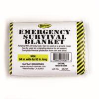 MSH77ML-S Emergency Mylar Survival Blanket, Space Blanket, Emergency Kits, School Safety First Aid