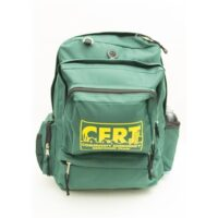 MST44-CRT-DLX Deluxe C.E.R.T. Backpack with Adjustable Straps from Sunset Survival and First Aid, Emergency Kits, Survival Supplies, Disaster Preparedness