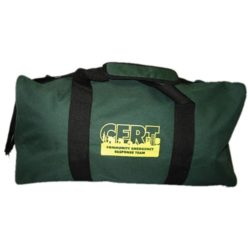 MST55CRT C.E.R.T. Gear Bag Duffel from Sunset Survival and First Aid, Emergency Kits, CERT Supplies, Disaster Preparedness