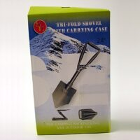 MT003 Folding Camp Shovel from Sunset Survival and First Aid, Emergency Kits, Camping Supplies, Survival Tools, Disaster Preparedness