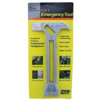 MT889 4-in-1 Emergency Wrench Gas and Water Shut-Off Tool, Earthquake Kits, emergency kits, school safety