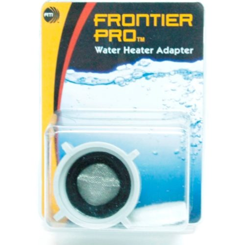 MWA22-WH Water Heater Adapter for Emergency Water Filter from Sunset Survival and First Aid, Emergency Kits, Disaster Preparedness, Survival Supplies