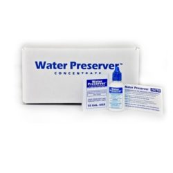 MWA99CS Case of 5-year 55-gallon Emergency Water Preservatives, Sunset Survival Kits, Emergency Water, School Safety, Earthquake Kits
