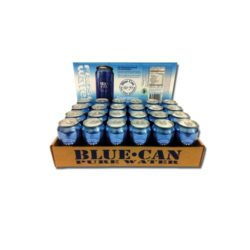 SS-BLUECAN-3 Blue Can Emergency Water Cans 50-year, Sunset Survival Emergency Kits, School Lockdown