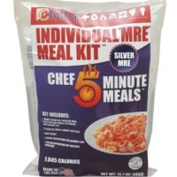 Sunset Survival Self-Heating MRE Meal Kits Emergency Food, Disaster Meals